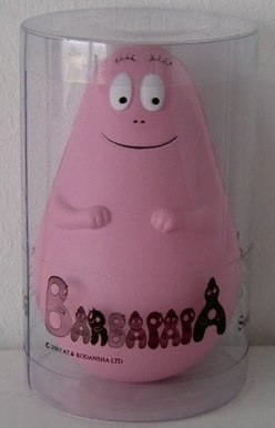 barbapapa stressball